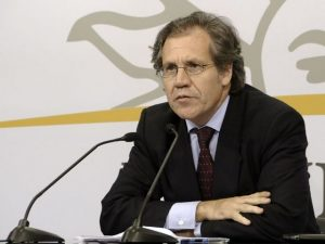Luis Almagro reafirma que en Venezuela no hay diálogo que valga 1