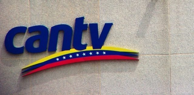 Aumentó el robo de cables de CANTV 7