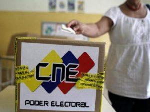 Desde este 9-O serán tomados los centros de votación 1