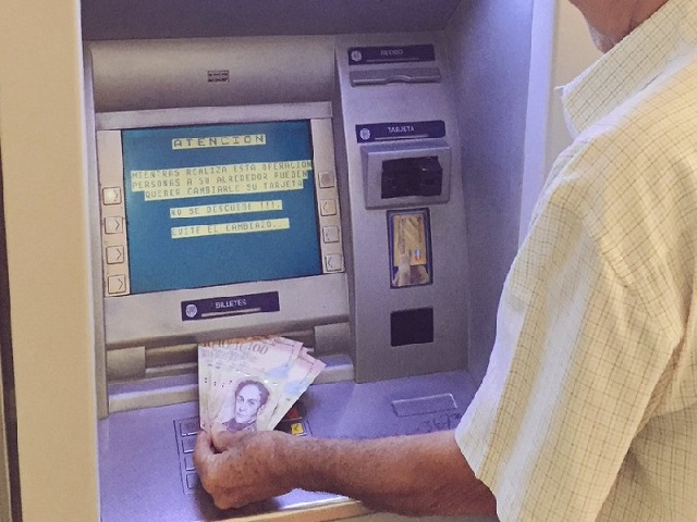 Aumentan límite de retiro diario interbancario 16