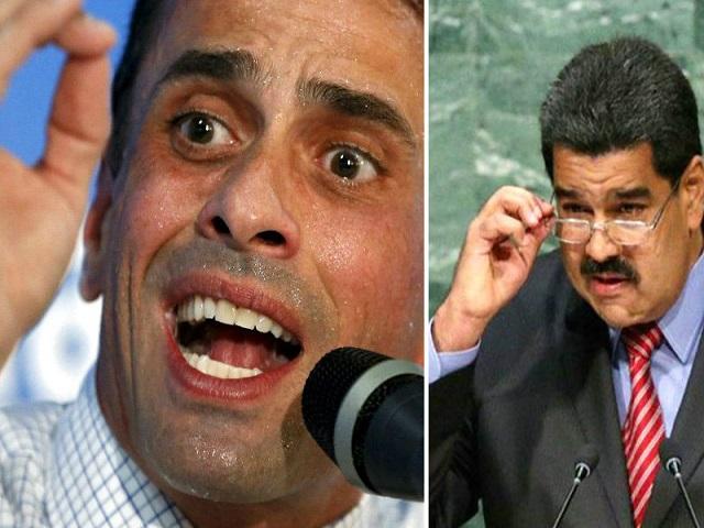 Capriles vuelve a decirle sus verdades a Maduro 15