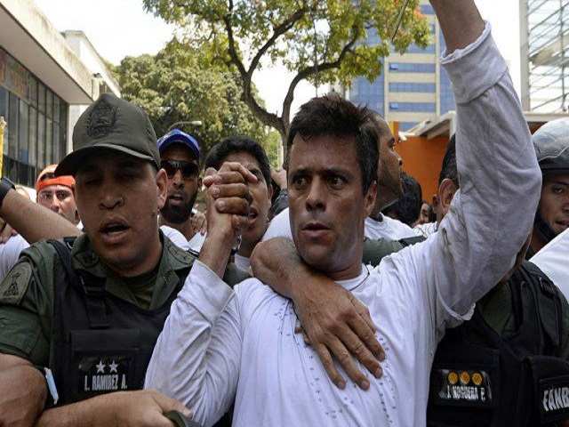 Leopoldo López le envió contundente mensaje a Maduro 25
