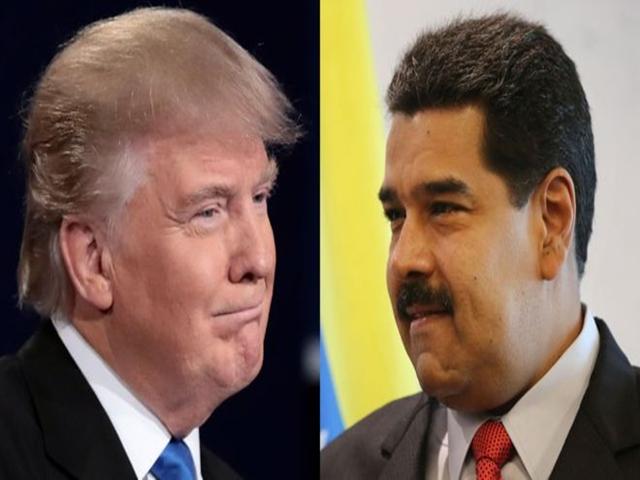 Maduro le da las gracias a Trump por hacerlo famoso 7