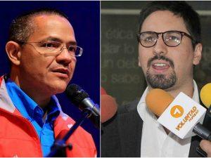Foto de Freddy Guevara con Ernesto Villegas desata polémica (+Foto) 1