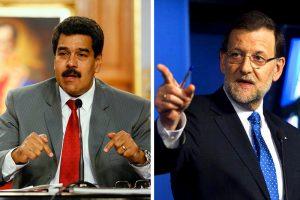 Maduro amenaza con medidas contundentes a España (VÍDEO) 1