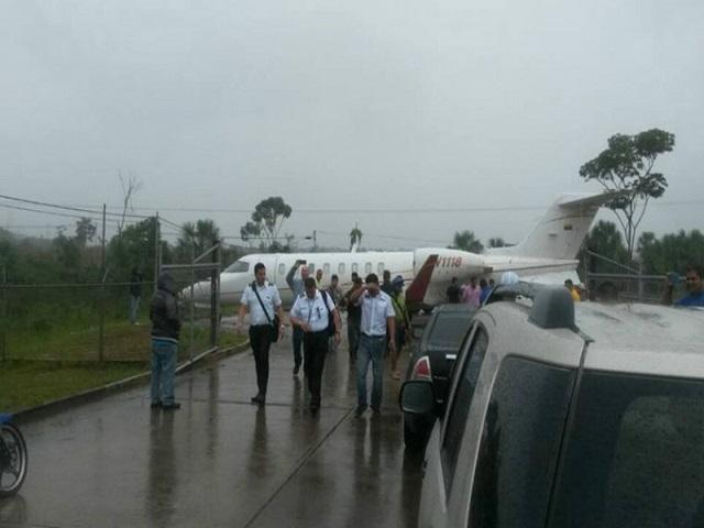 Debido al mal tiempo avioneta de PDVSA tuvo accidente en Santa Elena de Uairén (+Fotos) 5