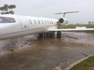 Debido al mal tiempo avioneta de PDVSA tuvo accidente en Santa Elena de Uairén (+Fotos) 4