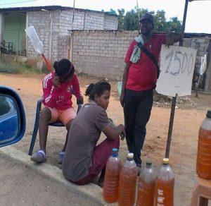 La nueva economía: Gasolina bachaqueada (+Foto) 2