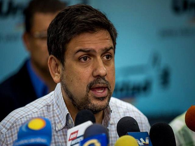 Ocariz informa sus verdaderas razones por las que se fue del país 26