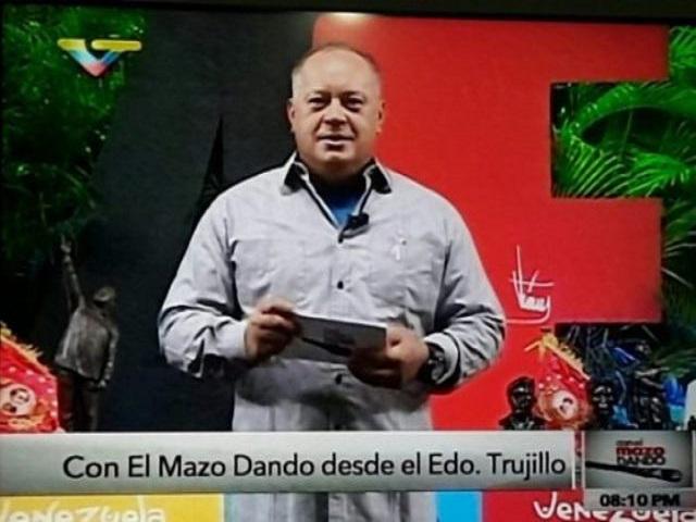Mira lo que le pidió Diosdado Cabello a la oposición 7