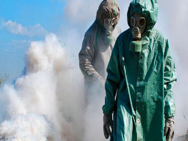 Estados Unidos destruye armas químicas abandonadas en Panamá 18