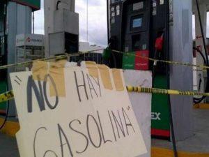 Escasez de gasolina se incrementa en el estado Bolívar (+Video) 1