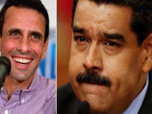 Capriles le da unas clasesitas de matemática a Maduro (+Video) 1