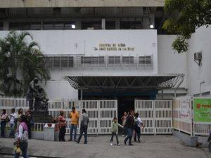 Otro niño muere por contaminación del Hospital JM de los Ríos 1