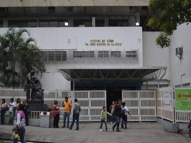 Otro niño muere por contaminación del Hospital JM de los Ríos 2