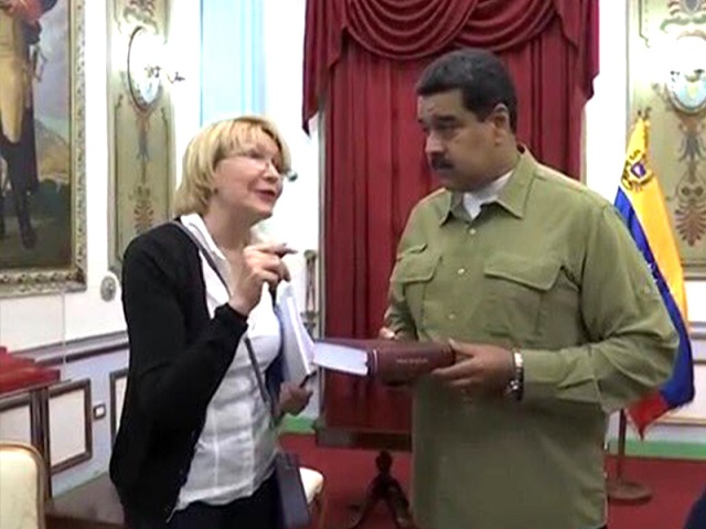 ¡ÚLTIMA HORA! Emiten orden de captura internacional contra Maduro (VIDEO) 16