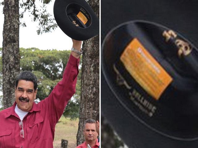 Sorpréndete con el precio del sombrero que lució Nicolás Maduro (+Fotos) 2