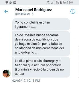 Salen a la luz conversaciones privadas entre Carvajalino y ex esposa de Chávez (+Fotos) 3