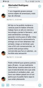 Salen a la luz conversaciones privadas entre Carvajalino y ex esposa de Chávez (+Fotos) 8
