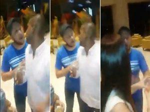 Se reveló el verdadero video de la agresión de Pedro Carvajalino (+Video) 1