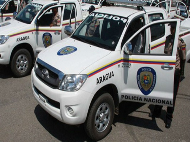 Cuatro presos escaparon del retén de PoliAragua 23