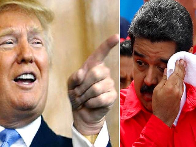 ¡PARA QUE SEA SERIO! Trump rechazó cualquier diálogo con Maduro 18