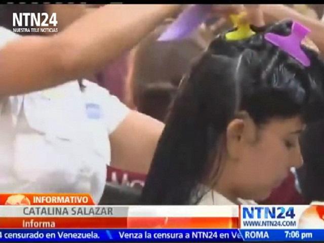 Madre confiesa que ha tenido que vender su cabello para comprar comida (+Video) 6