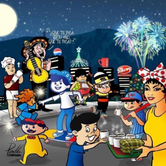 Pinilla nos recuerda nuestro sentimiento y tradición en estas Navidades 1