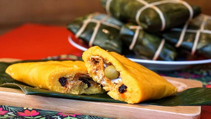Venezolanos logran que plato típico navideño de Venezuela llegue a mesas peruanas 10