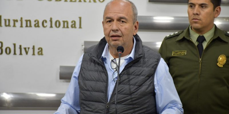 A Maduro lo está sostiene el narcotráfico: Ministro boliviano 23