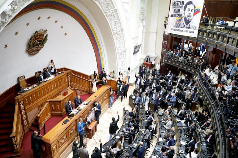 Asamblea Nacional logró sancionar a involucrados en corruptela de los CLAP 9