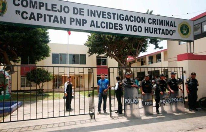 Detienen a tres venezolanos con dinamita en Perú 38