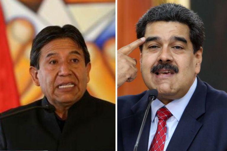 Un amigo de Maduro asesorado por Evo quiere la presidencia de Bolivia 25
