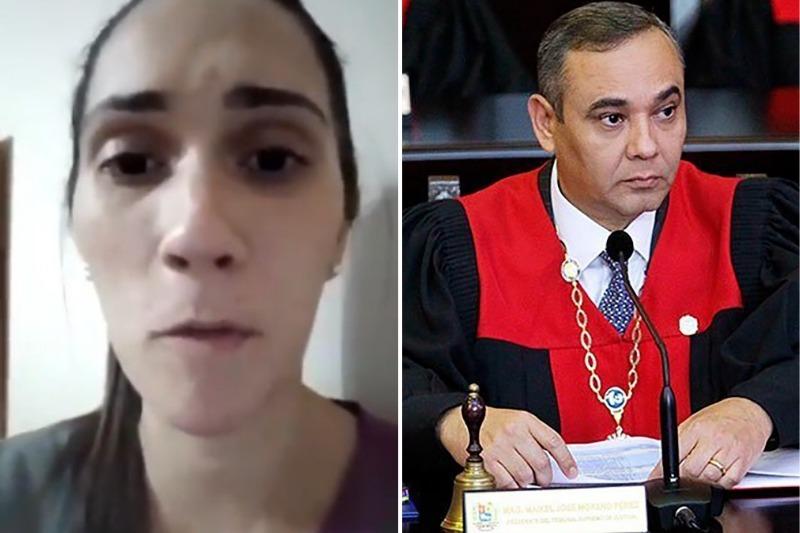 Hijo de Maikel Moreno ordeno secuestro del padre de su exesposa (VIDEO) 30