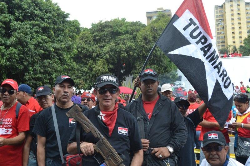 Tupamaro niega implicación en asalto ocurrido en el Fuerte Luepa 24