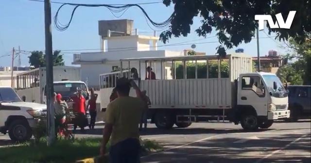 En perreras, así movilizaron a los chavistas para sabotear la sesión de la AN (VIDEO) 1