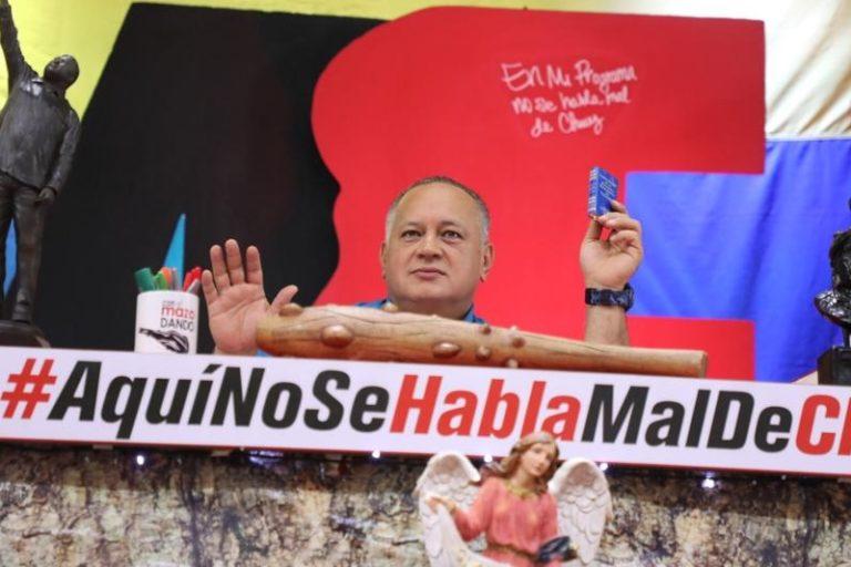 Diosdado dice que Voluntad Popular iban a usar 300 fusiles de Colombia para causar una matazón 8