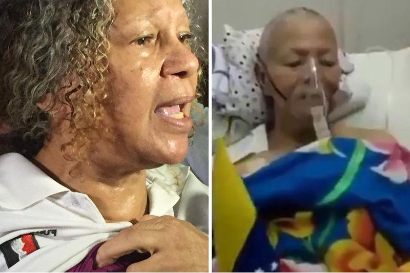 Murió en Colombia Elizabeth Salazar, la venezolana que mostró su cáncer de seno al mundo (VIDEO) 4