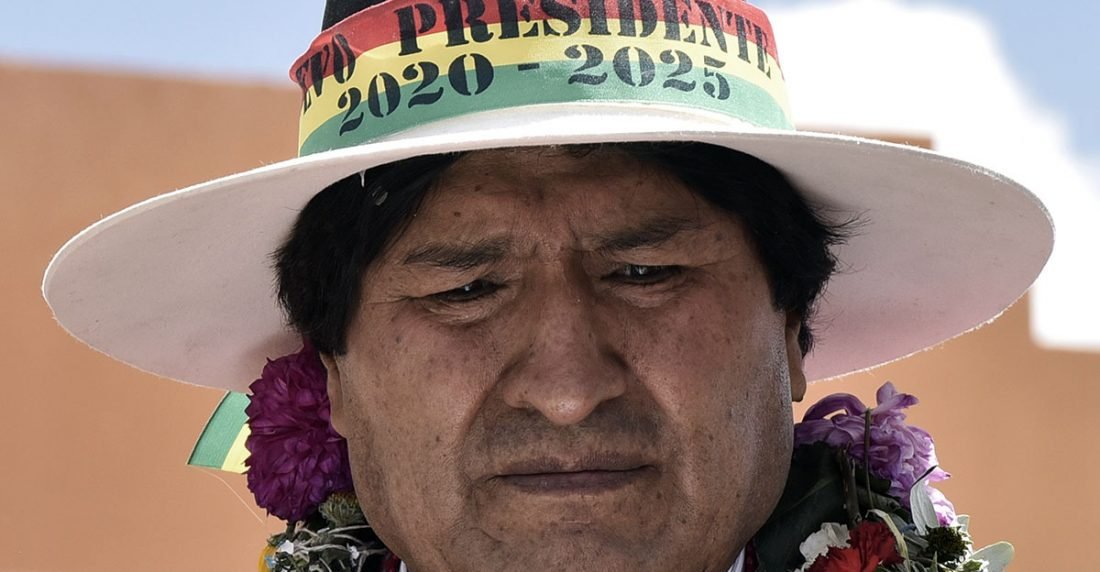 Evo Morales es acusado de incitar violencia y narcotráfico en Bolivia 13