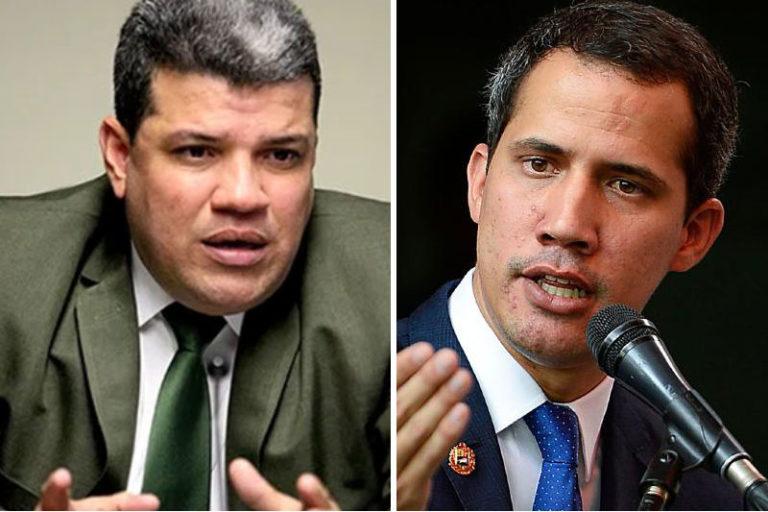 """Luis Parra pide """"cacao"""" a Guaidó ante las sanciones que le aplicó EE.UU. ¿DIÁLOGO? 8"""