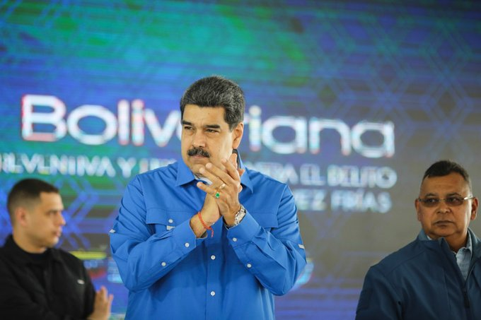 Maduro quiere saber qué es el coronavirus 10