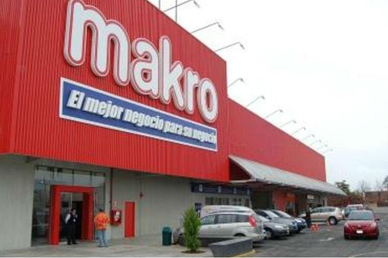 Así se encuentra Tiendas Makro ante la llegada de la Navidad (FOTO) 1