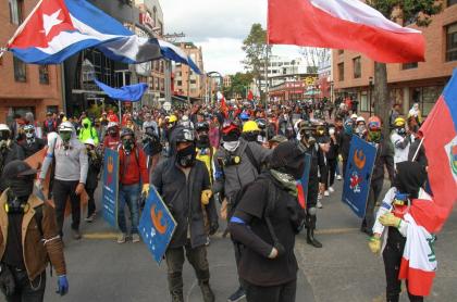 """Con """"un tiro y listo"""", contratista del Gobierno propone """"limpiar"""" calles de manifestantes 4"""