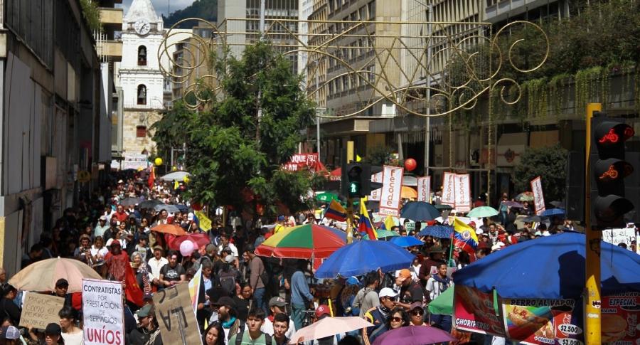 ¿Qué tan cierto es que desde Rusia y Venezuela impulsan protestas del Paro Nacional? 5