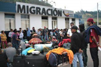 """Suspenden """"hasta nuevo aviso"""" el transporte público hacia la frontera en San Antonio del Táchira"""