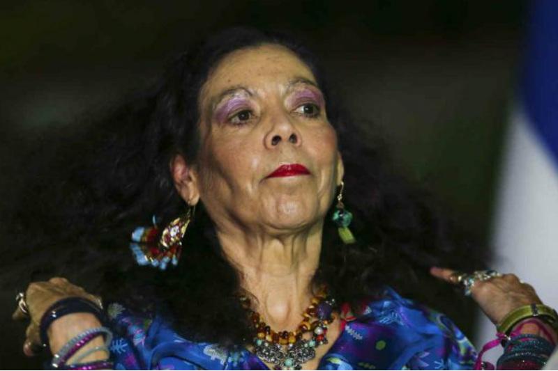 """Ya dejen de j*der"": El insulto de la esposa de Daniel Ortega a los manifestantes en Nicaragua 1"