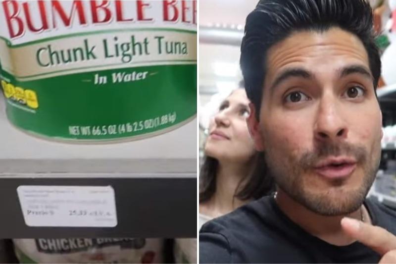 """El youtuber venezolano que volvió después de 3 años y """"quedó loco"""" con los precios (VIDEO) 1"""