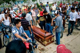 Multas millonarias quienes realicen actos fúnebres