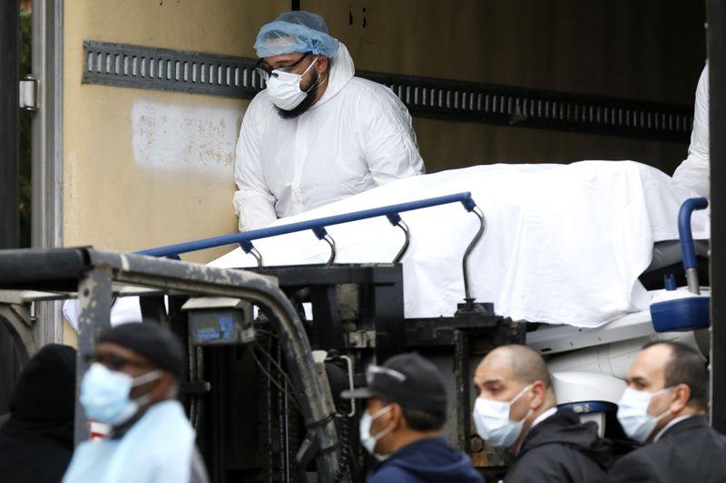 Mujer murió en el área de Covid-19 en un hospital y entregaron el cadáver a otra familia 12