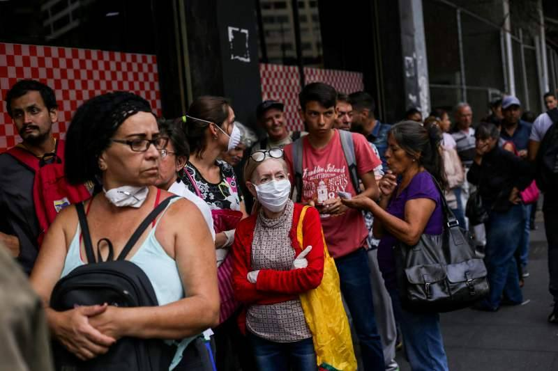 Por segundo día consecutivo, Venezuela marcó récord de contagios tras 666 nuevos casos 40